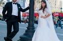 من زفاف بلين كاراهان الأول