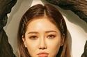 مكياج عيون كورية مميز بدرجات الألوان الترابية