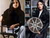 من الرقبة وحتى القدم: السعودية ريم عبدالله تُغطي نفسها بأضخم عقد ذهب