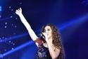 ميريام فارس في حفلها في دبي