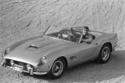 جيمس كوبرن - فيراري 250 GT SWB كاليفورنيا سبايدر 1961