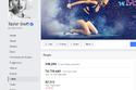 الصفحة الرسمية لتايلر سويفت تكشف عن عدد متابعيها