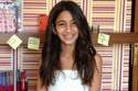 صورة لابنة منى زكي وهي طفلة