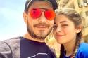 أحمد زاهر يشعل انستقرام بطريقته المميزة في الاحتفال بعيد ميلاد ابنته