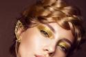 مكياج عيون سموكي ملوّن لحفلات 2020
