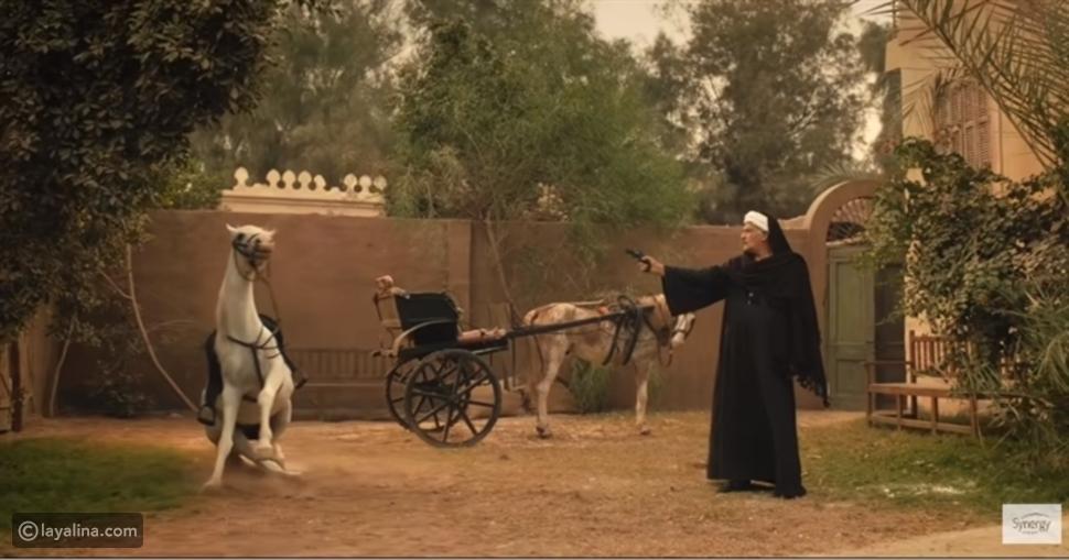 الحلقة الثالثة من مسلسل موسى تثير الجدل وتتسبب في غضب المشاهدين