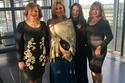 ليلى علوي وكندة علوش ويسرا وإلهام شاهين في مهرجان أيام القاهرة