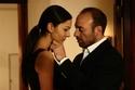 خالد أرغنش في مشهد من ويبقى الحب مع برجوزار كوريل قبل زواجهم