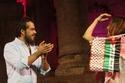 رقص الدبكة للطيفة ومنذر رياحنة في مهرجان جرش