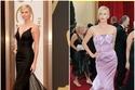 "Charlize Theron بعام 2010 و عام 2016 بفساتين من تصميم ""Dior"""
