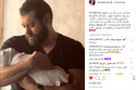 تعليق كندة علوش الأول بعد ولادة طفلتها