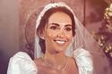 زفاف فاليري أبو شقرا ملكة جمال لبنان 2015 بفستان ملكي فاخر