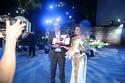 صور نجوى كرم أميرة فينيقية بفستان أكثر من رائع على مسرح قرطاج