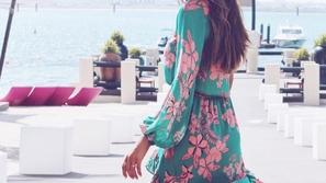 شاهدي ماركات الأزياء التي أختارتها الفاشونيستا العرب في عيد الأضحى