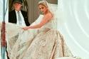 فستان زفاف جينيفر لوبيز من تصميم زهير مراد