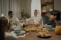 زينة عماد في أحد إعلانات رمضان