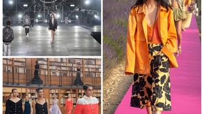 شانيل داخل مكتبة وجاكيموس وسط حقل من اللافندر أبرز عروض الأزياء بباريس