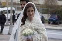 فستان زفاف هازال كايا في أحد مسلسلاتها
