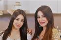 صور لجين عمران تتفوق على شقيقتها أسيل عمران بإطلالاتها الرمضانية