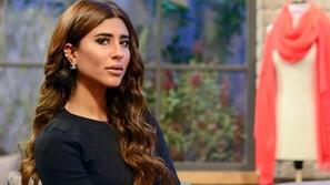 إطلالة جريئة ومغايرة تماماً لليلى عبدالله شاهدوا كيف بدت