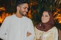"""فيديو مشاعل الشحي توجه ضربة موجعة لزوجها على وجهه بسبب """"تحدي الزجاجة""""!"""