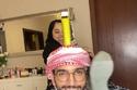 """مشاعل الشحي تتسبب في ضرب زوجها بسبب """"تحدي الزجاجة""""..."""
