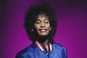 ويتني هيوستن خلال انطلاقتها الفنية في أوائل التسعينات