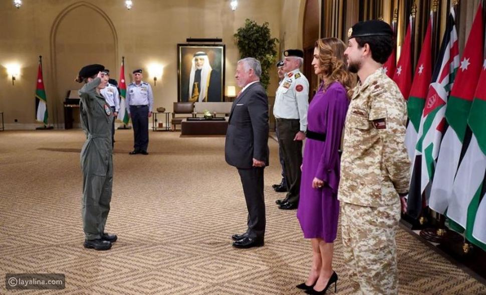 الأميرة سلمى بنت عبد الله الثاني: شيهانة تحلق في سماء التفرد والفخر