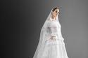 فساتين زفاف بتموجات الرفيلز من زهير مراد
