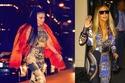 إطلالة هيفاء وهبي المطابقة لستايل جينيفر لوبيز من Versace