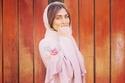 """تعليق أمينة كرم طفلة """"طيور الجنة"""" على خلعها للحجاب"""