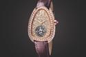 بالصور: مراحل تصنيع ساعة سربينتي الفاخرة من بولغري