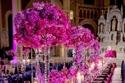 طاولة العرس 2018 رومانسية