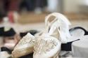أحذية عروس راقية