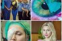عارضة أزياء سويدية تجري عمليات تجميل لتشبه الشخصيات الكرتونية