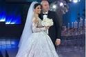 فستان العروس من تصميم اللبناني أنطوان قارح