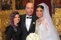 شاهد حفل زفاف الإعلامي اللبناني رودولف هلال: فستان العروس أنيق للغاية!