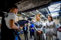 الملكة رانيا و الملكة ماكسيما في زيارة رسمية لهولندا 1
