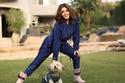 سميرة سعيد تحب تربية الكلاب الصغيرة -الجراء-