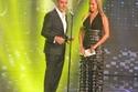 ريم مصطفى بفستان أسود في حفل جوائز السينما العربية