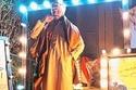 أحمد خالد صالح في حفل الحنة