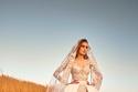 فستان زفاف درة من مجموعة العرائس لزهير مراد