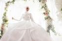 فستان زفاف بسيط للمحجبات