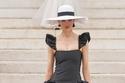 فساتين فرنسية منفوشة من Chanel