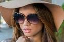 نظارات شمسية 2018 بأشكالها المربعة والمستطيلة صيحة دارجة لهذا العام