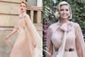 تفاصيل فستان إيفانكا ترامب الناعم في حفل زفاف المصممة ميشا نونو