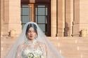 أفضل تصميمات فساتين زفاف المشاهير في السنوات الأخيرة