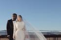 فستان زفاف كيم كارداشيان