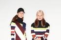 أزياء ملونة محبوكة من مجموعة Burberry ريزورت 2022