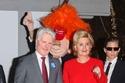 كيتي بيري بتنكر هيلاري كلينتون